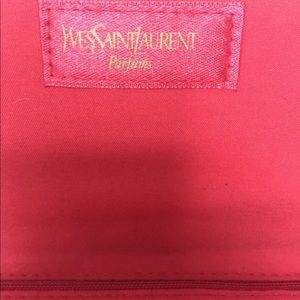 YSL JEWELRY WRAP POUCH